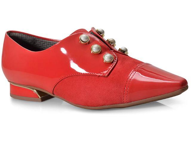 Sapato Feminino Piccadilly 278003 Vermelho