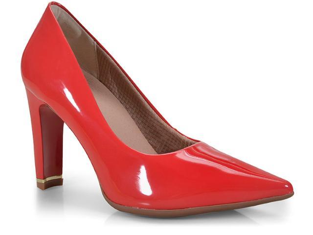 Sapato Feminino Piccadilly 749001 Vermelho