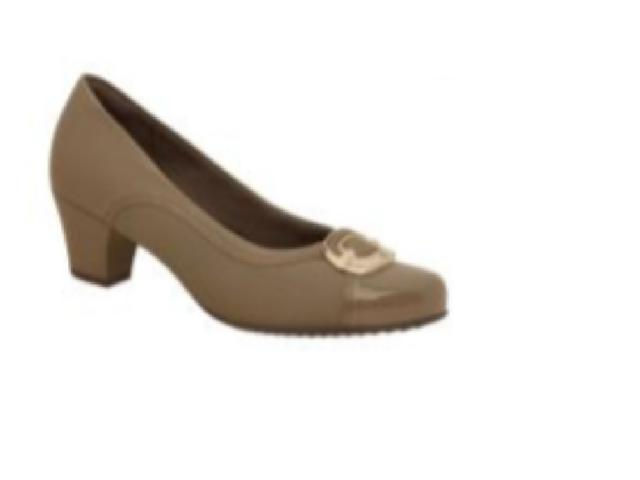 Sapato Feminino Piccadilly 111081 Marrom