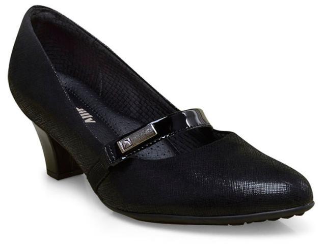 Sapato Feminino Piccadilly 703011 Preto