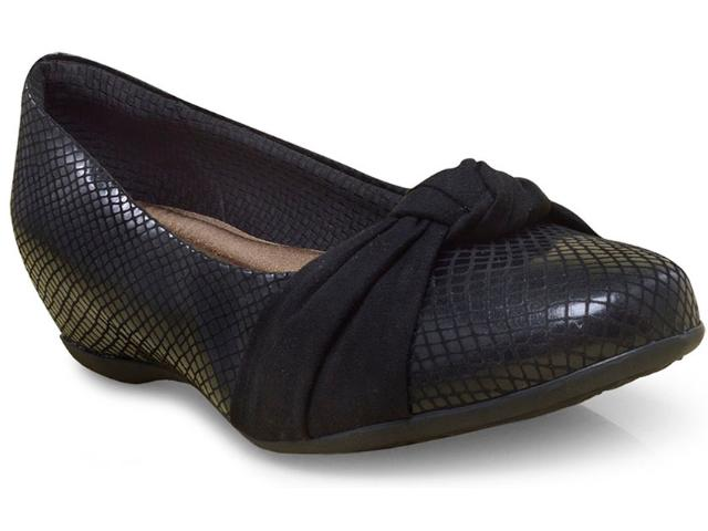 Sapato Feminino Piccadilly 234001 Preto