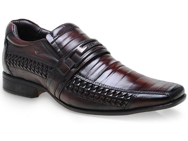 Sapato Masculino Rafarillo 7899 Mogno