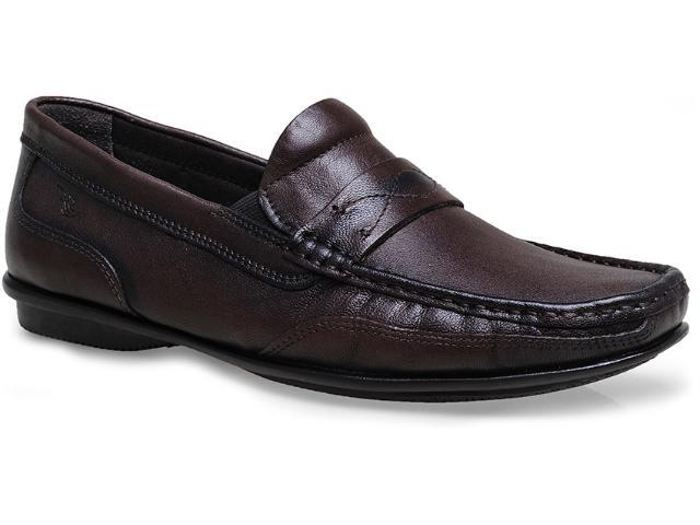 Sapato Masculino Rafarillo 1610 Castanho