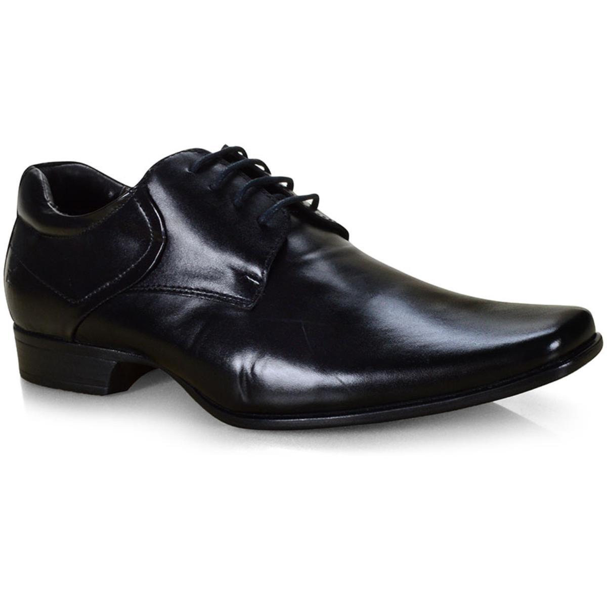 Sapato Masculino Rafarillo 79336-00p Preto