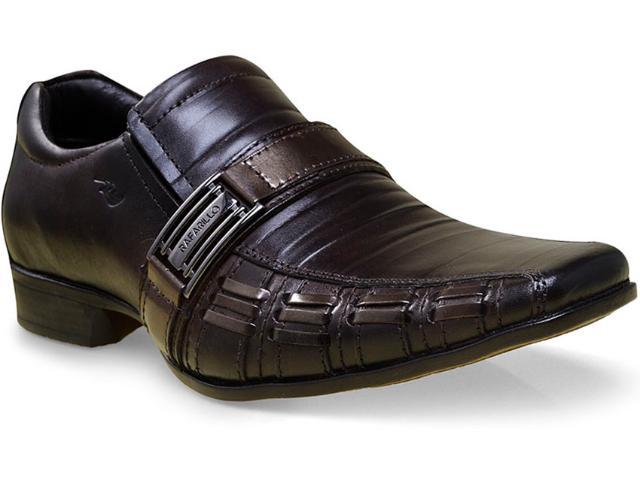 Sapato Masculino Rafarillo 79199 Castanho