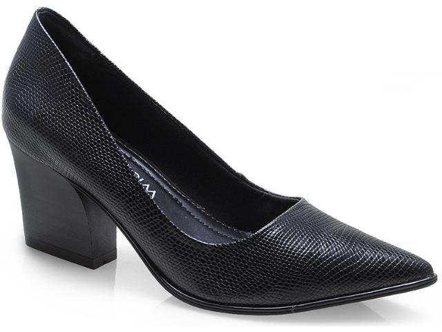 Sapato Feminino Ramarim 14-47201 Preto