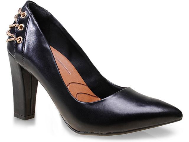 Sapato Feminino Ramarim 15-46104 Preto