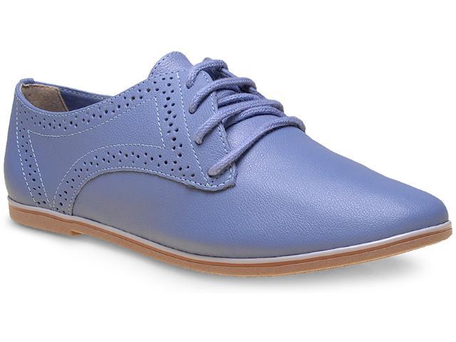 Sapato Feminino Ramarim 15-90102 Azul