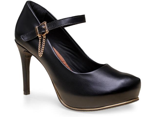 Sapato Feminino Ramarim 15-40103 Preto