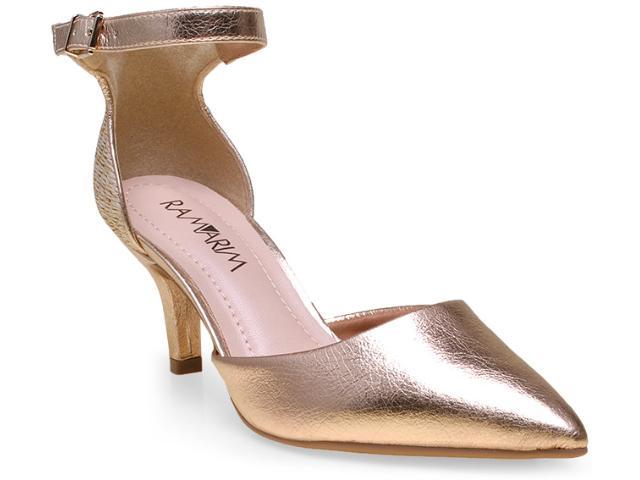 Sapato Feminino Ramarim 15-26204 Champanhe