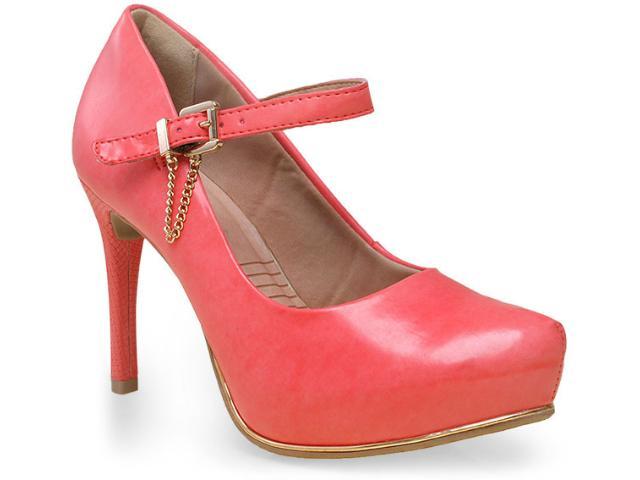 Sapato Feminino Ramarim 15-40103 Goiaba