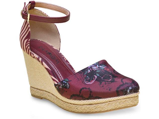 Sapato Feminino Ramarim 16-66102 Vinho