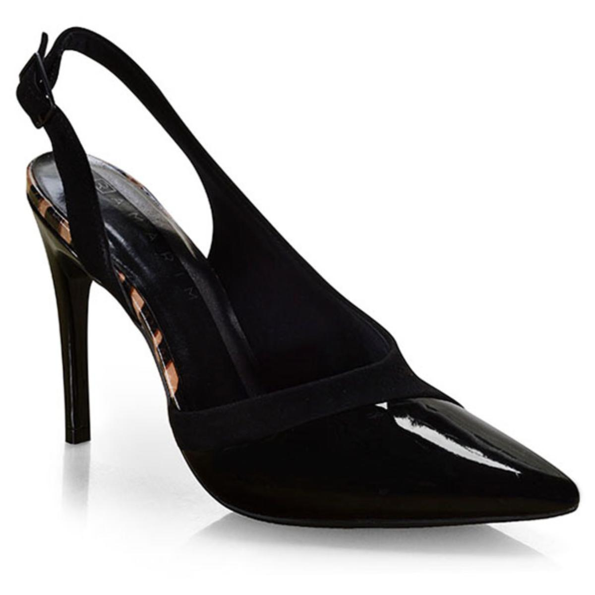Sapato Feminino Ramarim 19-94201 Preto