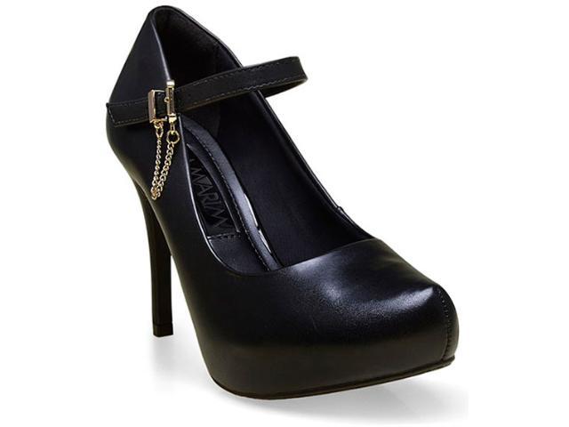 Sapato Feminino Ramarim 16-40204 Preto