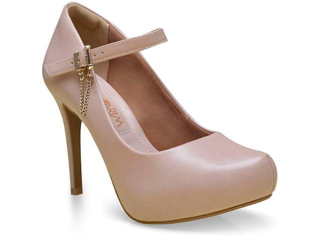 Sapato Feminino Ramarim 16-40204 Amendoa