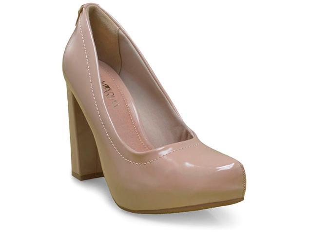 Sapato Feminino Ramarim 17-40101 Amendoa