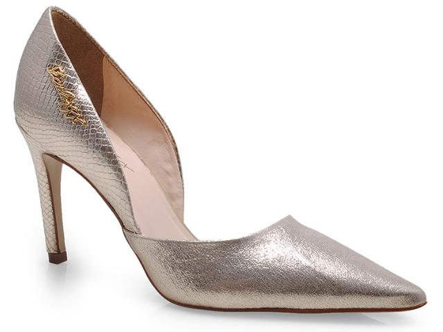 Sapato Feminino Seculo Xxx 1000-20100 Ouro/dourado/nude/rose
