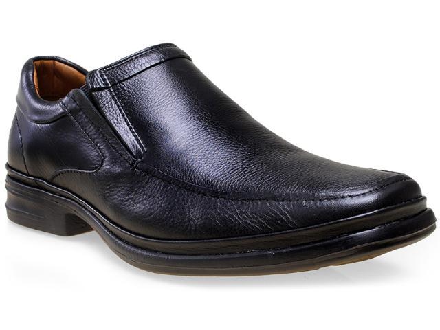 Sapato Masculino Sollu 20201 Preto