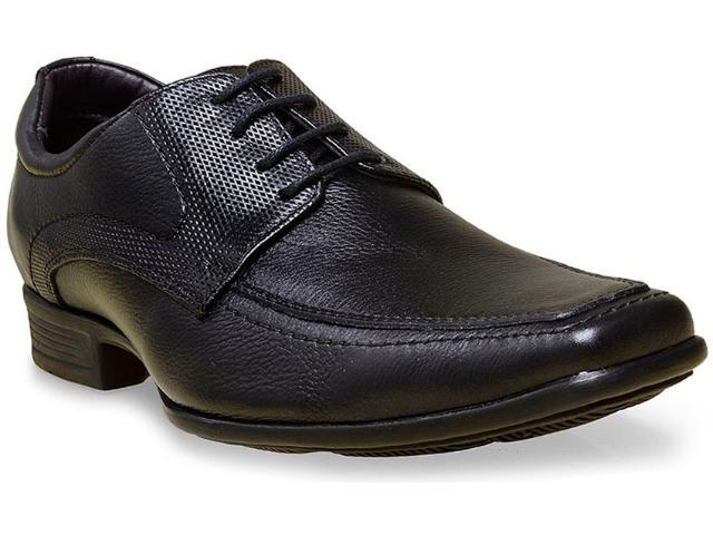 Sapato Masculino Sollu 17001 Preto
