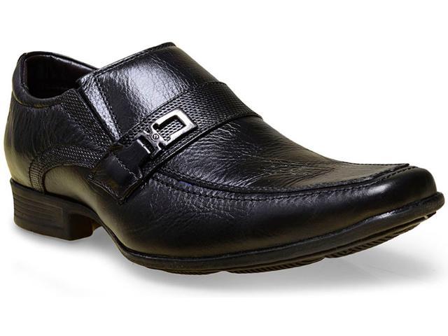 Sapato Masculino Sollu 17000 Preto
