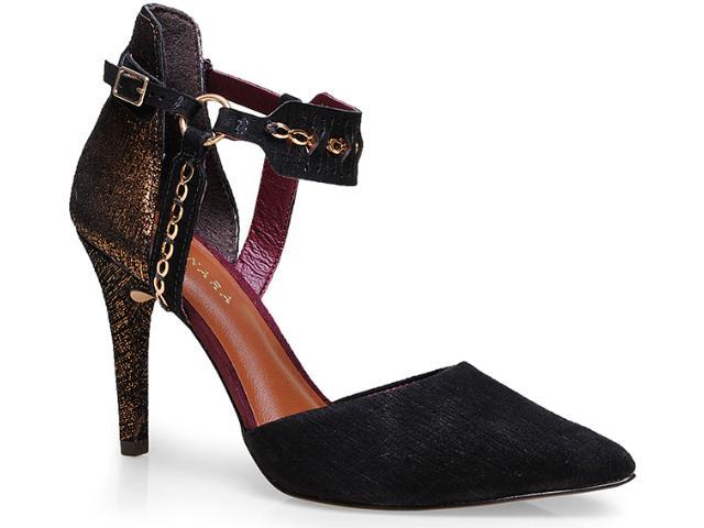 Sapato Feminino Tanara 6883 Preto