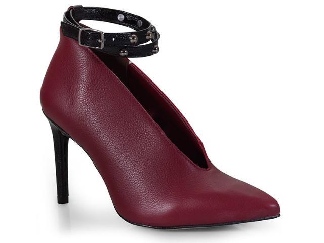 Sapato Feminino Tanara T2264 Rubi