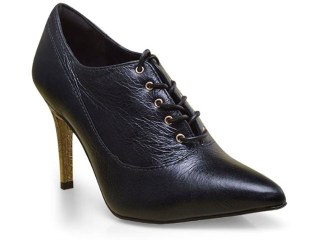 Sapato Feminino Tanara 1405 Preto