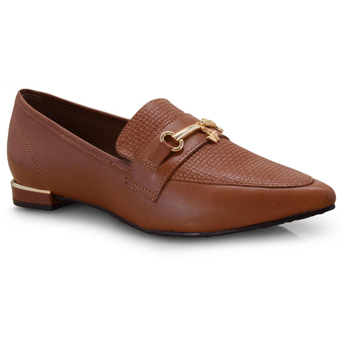 Sapato Feminino Verofatto 6012703 Marrom