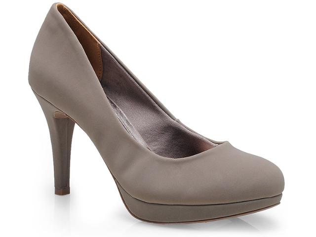 Sapato Feminino Via Marte 14-1806 Taupe