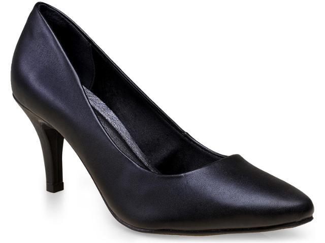Sapato Feminino Via Marte 14-23401 Preto