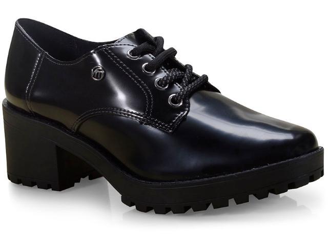 Sapato Feminino Via Marte 19-5806 Preto