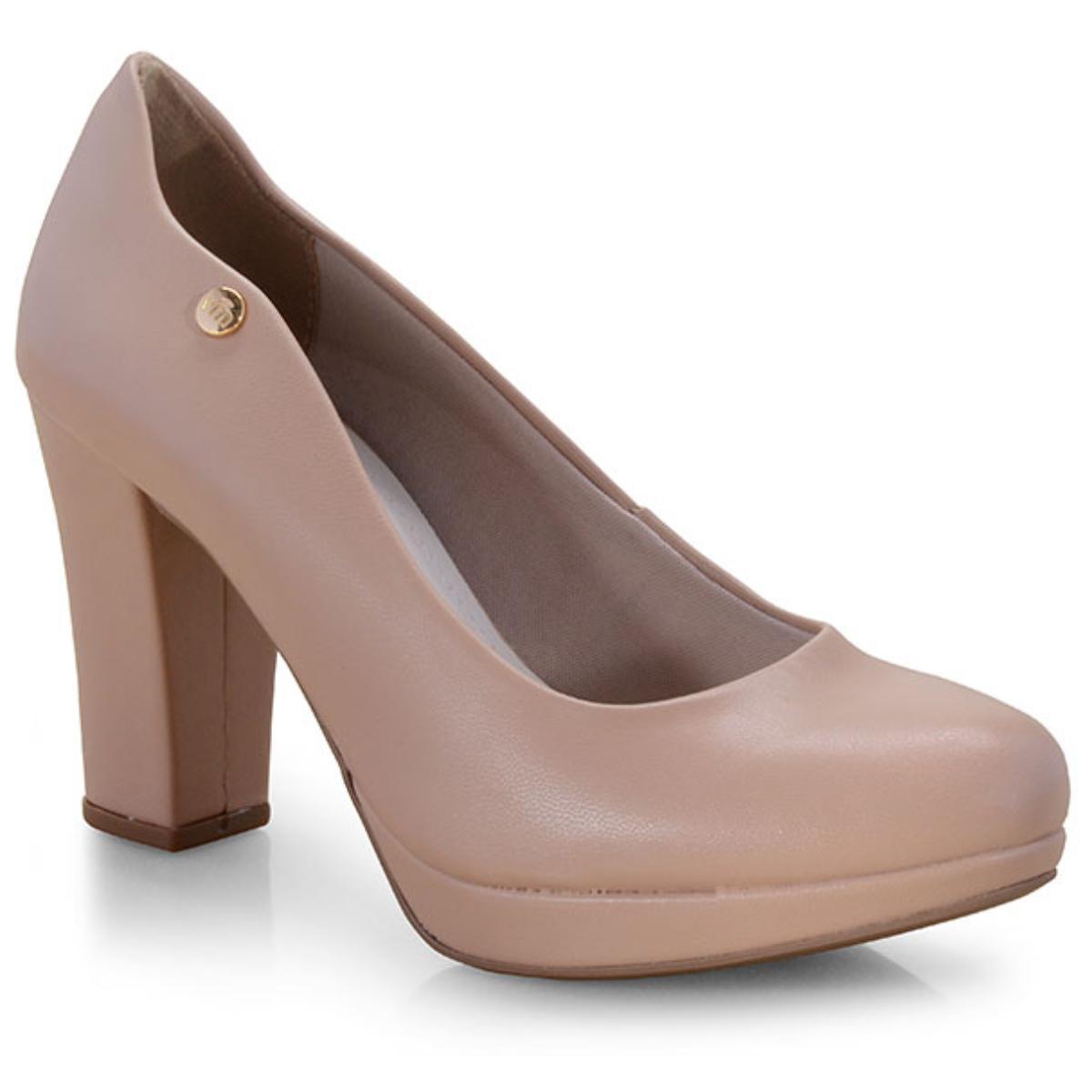 Sapato Feminino Via Marte 19-1952 Bistro