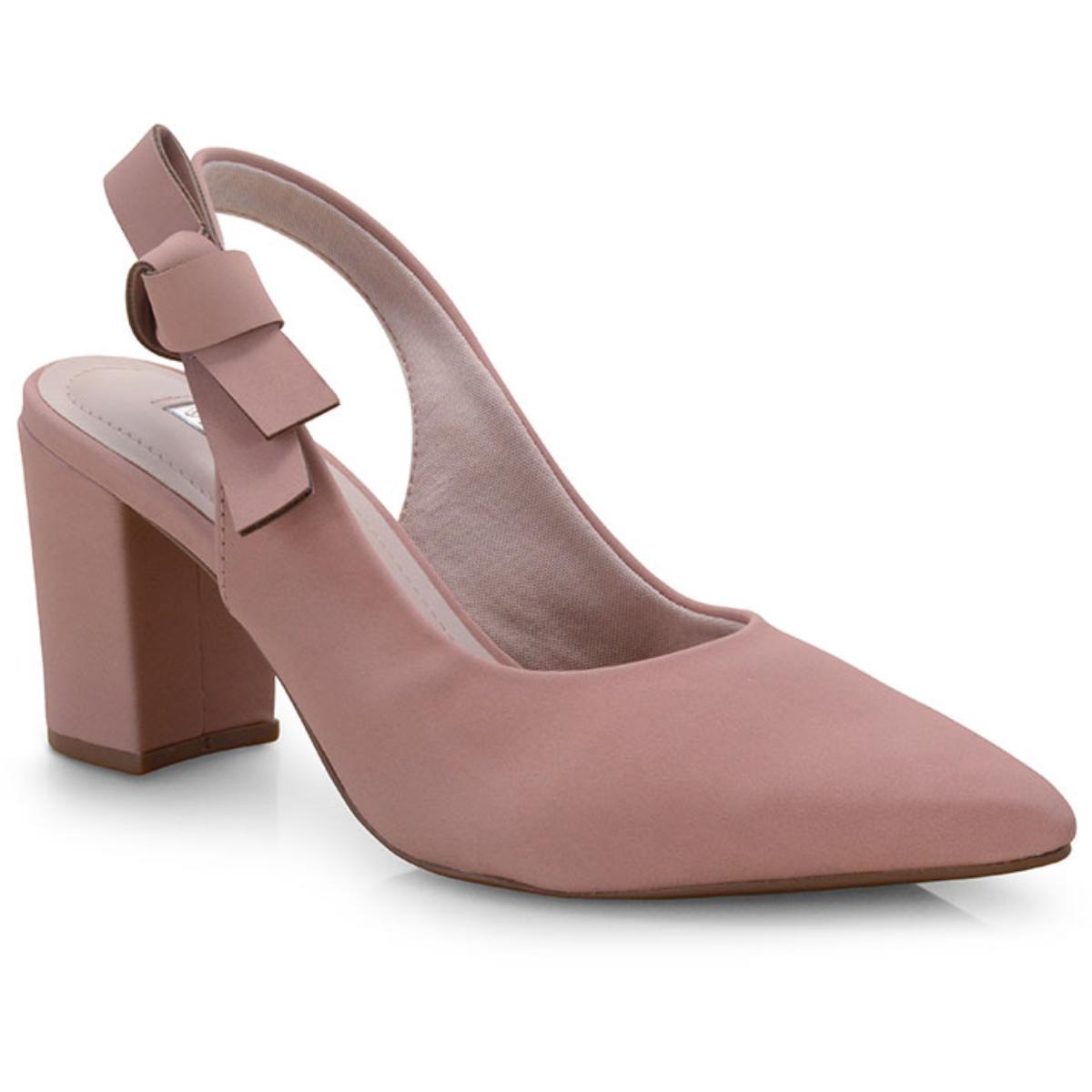 Sapato Feminino Via Marte 19-7204 Antique