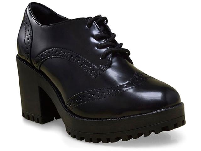 Sapato Feminino Via Marte 17-6499 Preto