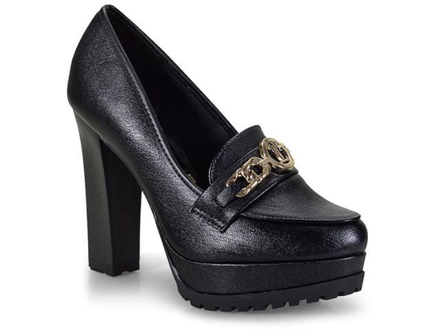 Sapato Feminino Vizzano 1284102 Preto