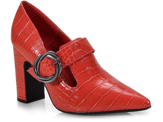 Sapato Feminino Vizzano 1285202 Vermelho