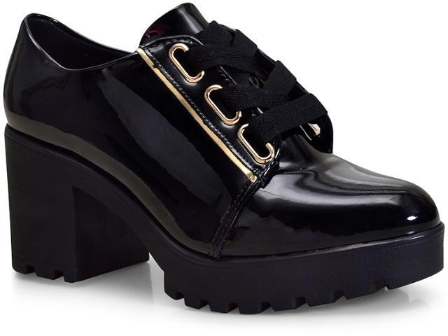 Sapato Feminino Vizzano 1294101 Preto