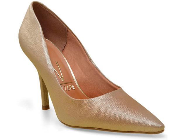 Sapato Feminino Vizzano 1184113 Ouro