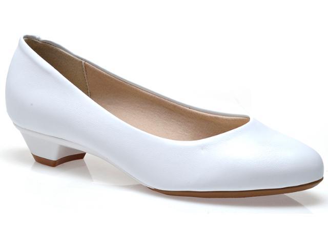 Sapato Feminino Beira Rio 4099100 Branco