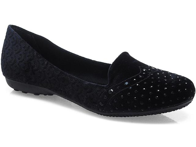 Sapato Feminino Bottero 183003 Preto