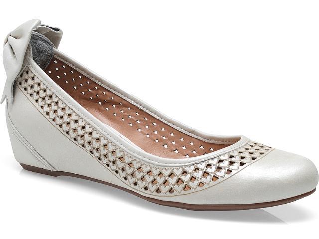 Sapato Feminino Cravo e Canela 86425/11575 Perola