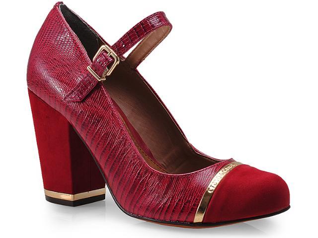 Sapato Feminino Cravo e Canela 99504/4 Maca