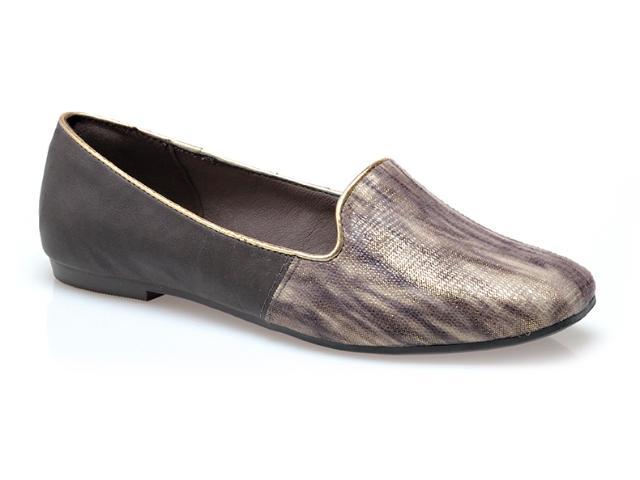 Sapato Feminino Dakota 5491 Natural/café