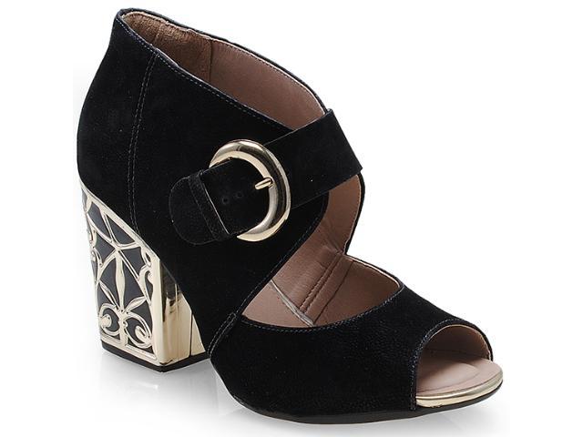 Sapato Feminino Dakota 5664 Preto