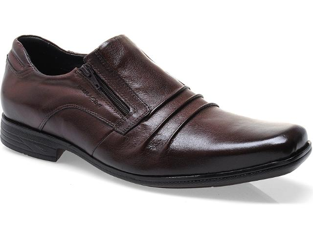 Sapato Masculino Ferracini 5170 Sharp Tabaco