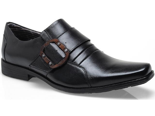 Sapato Masculino Ferracini 3836 Arcos Preto