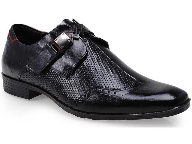Sapato Masculino Ferracini 5281 Capri Preto