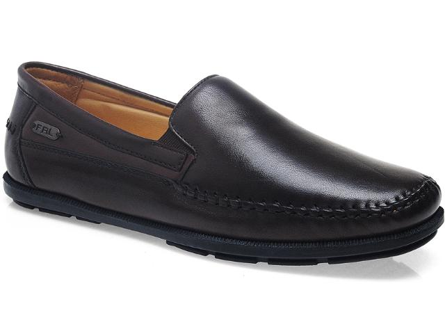 Sapato Masculino Ferricelli Ib14800 Brown