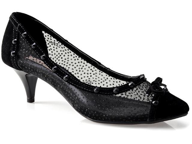 Sapato Feminino Mariotta 6075-45 Preto