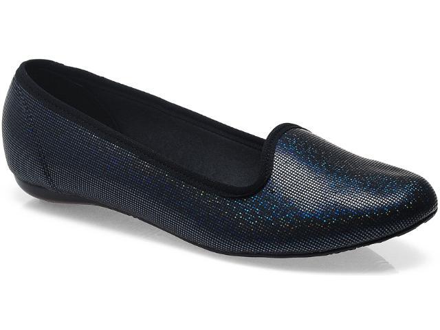 Sapato Feminino Moleca 5007250 Multi/preto